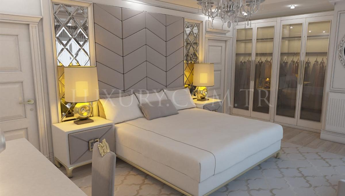 2022 Chicago Lüks Yatak Odası Takımları