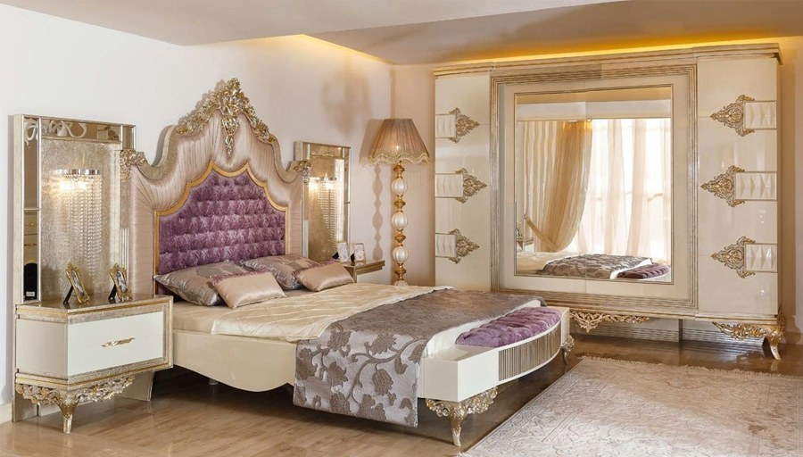 saltane luxury bedroom