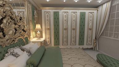 Abudabi Klasik Yatak Odası - Thumbnail