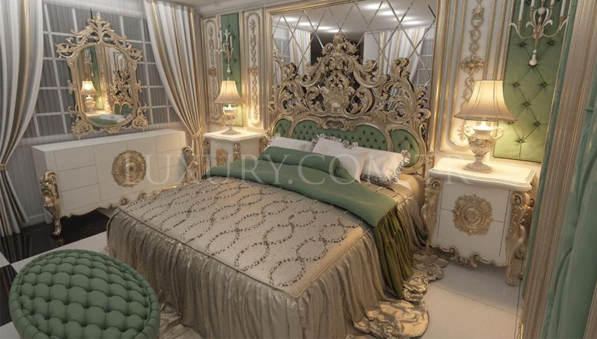 Abudabi Klasik Yatak Odası