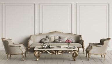 - Agios Salon Dekorasyonu