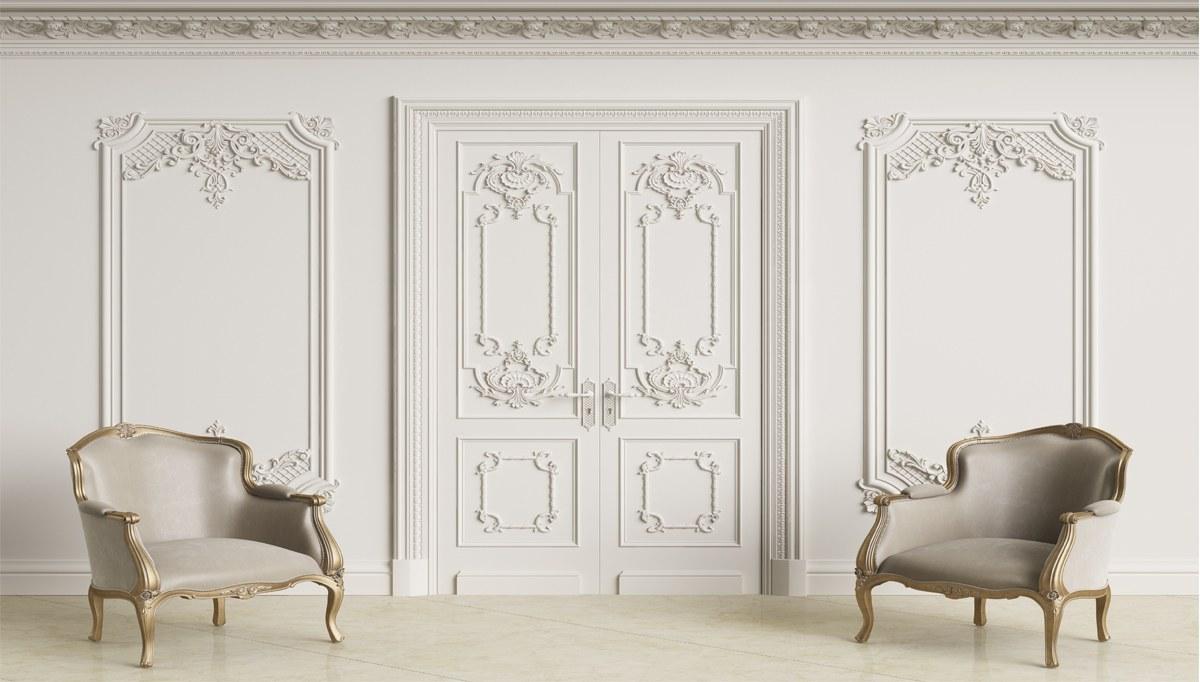 Agios Salon Dekorasyonu