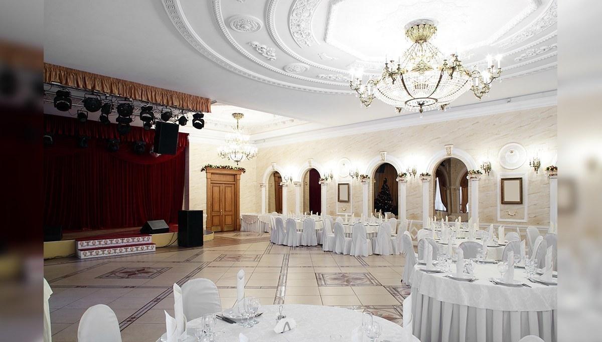 Allez Düğün Salonu Dekorasyonu