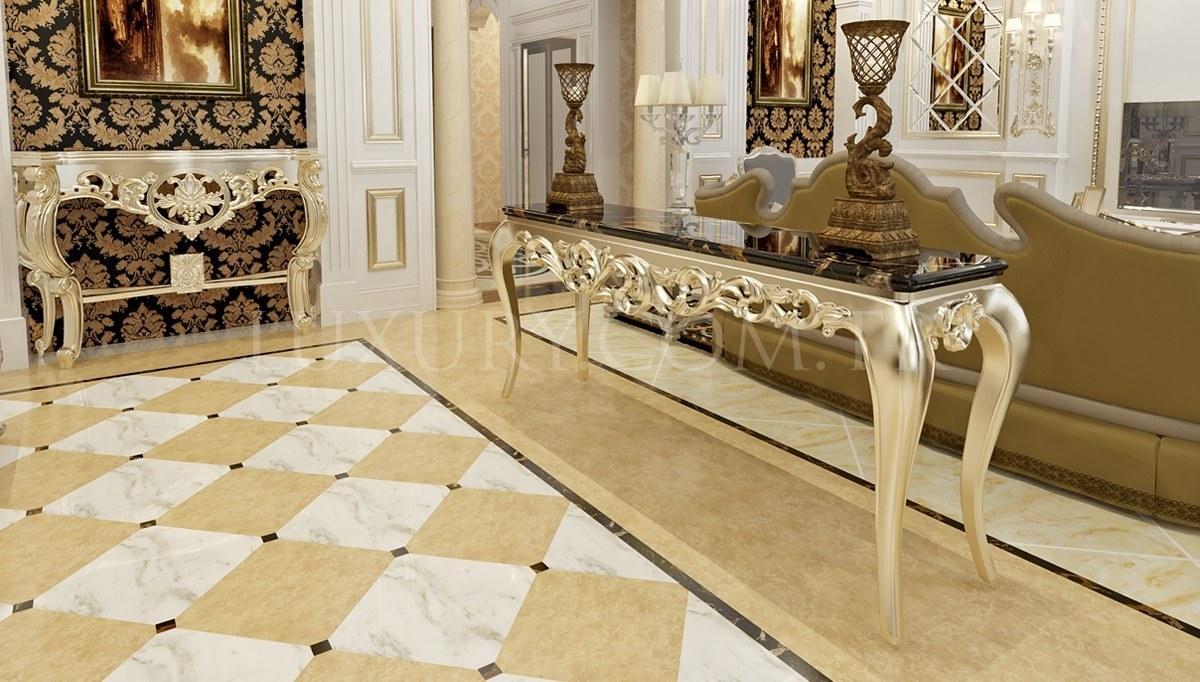 Aluşta Salon Dekorasyonu