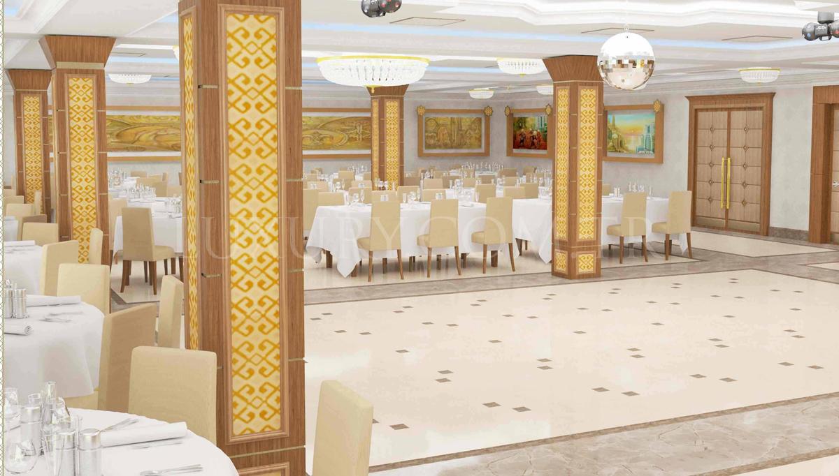 Aneves Düğün Salonu Dekorasyonu