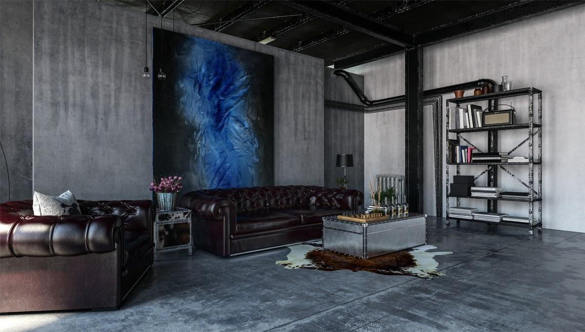 Argos Salon Dekorasyonu