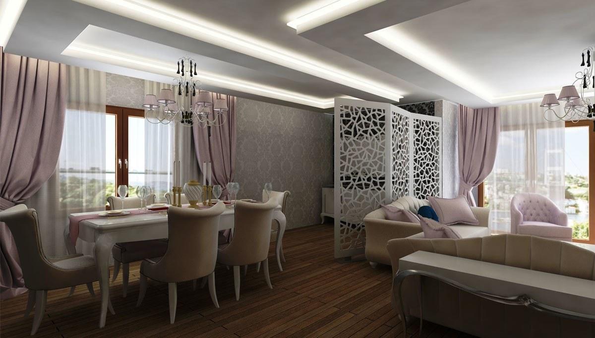 Arhet Salon Dekorasyonu