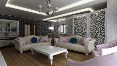Arhet Salon Dekorasyonu - Thumbnail