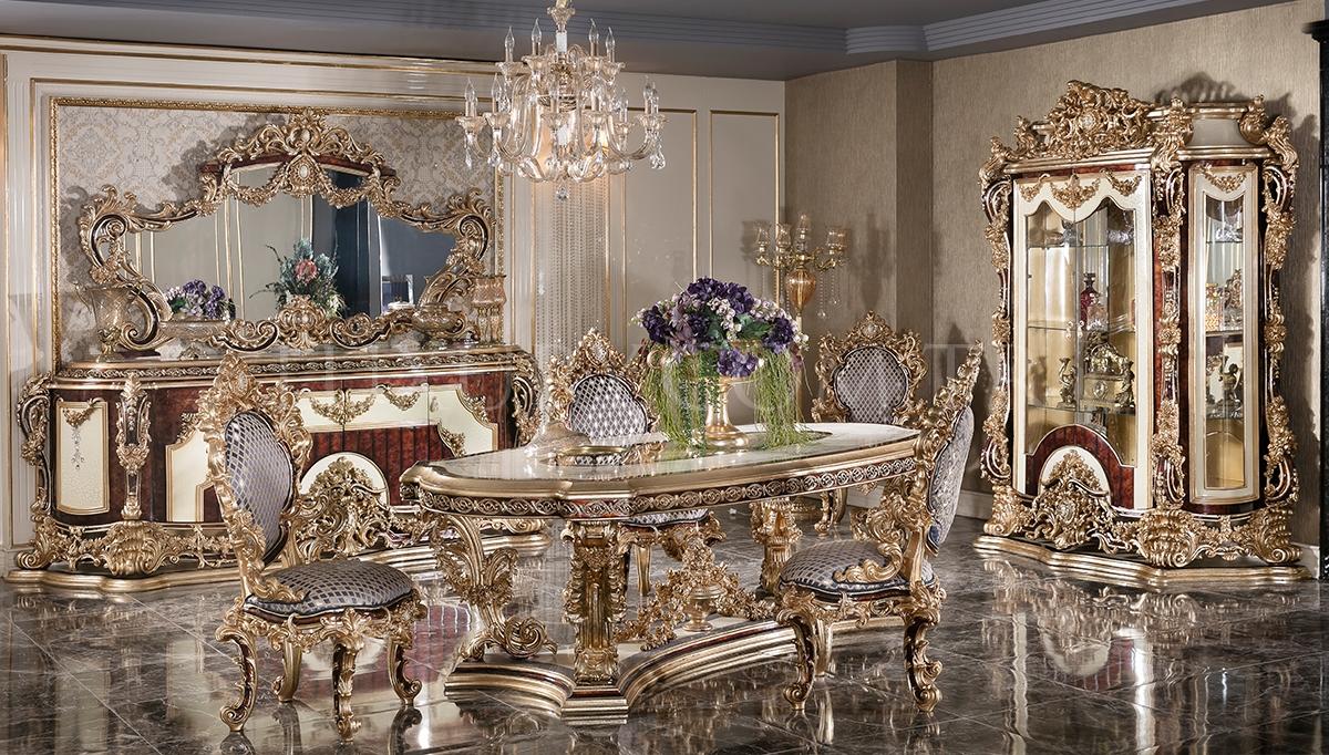 Aspendos Klasik Yemek Odası