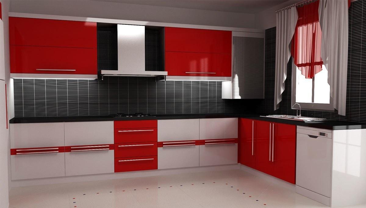 Avane Mutfak Dekorasyonu
