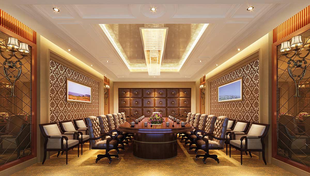 Avensa Toplantı Salonu Dekorasyonu