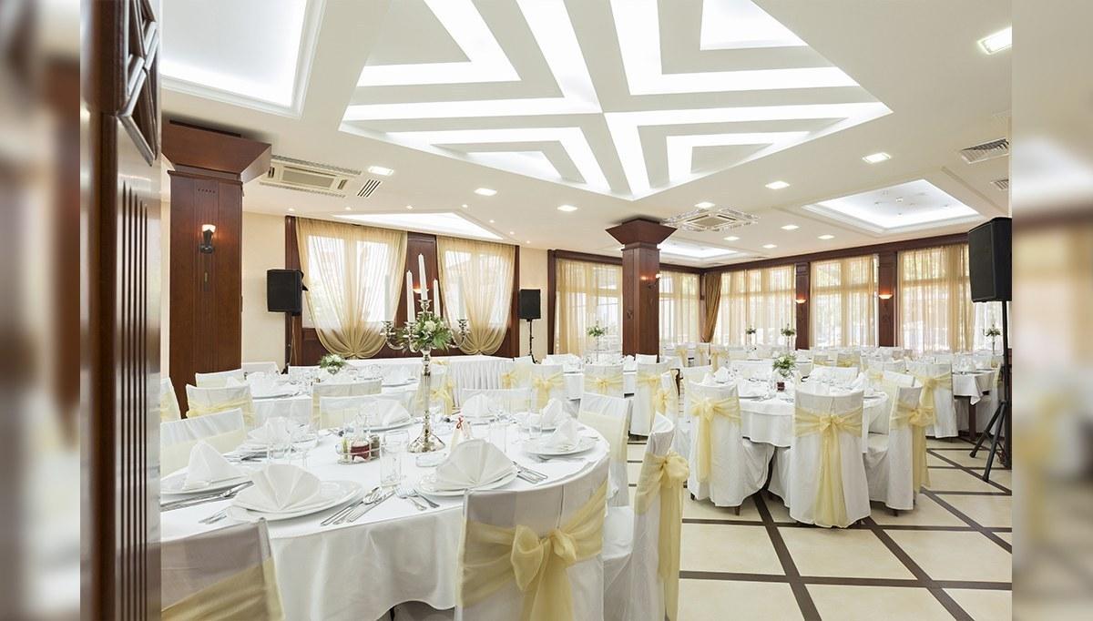 Avenue Düğün Salonu Dekorasyonu