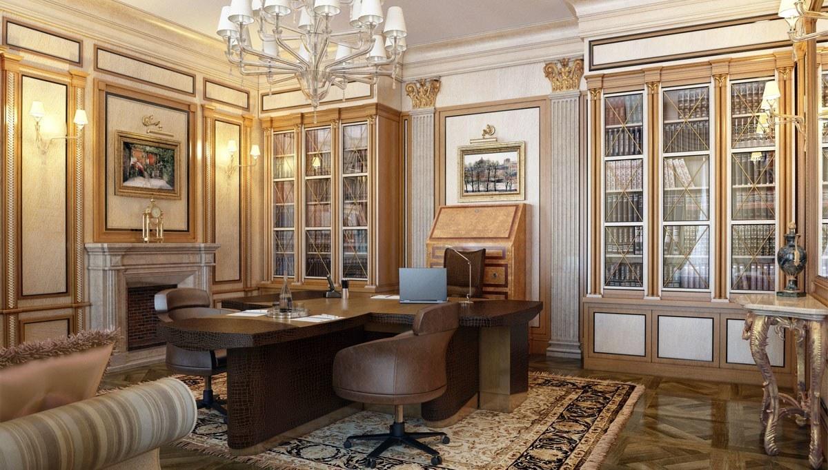 Balzori Ofis Dekorasyonu