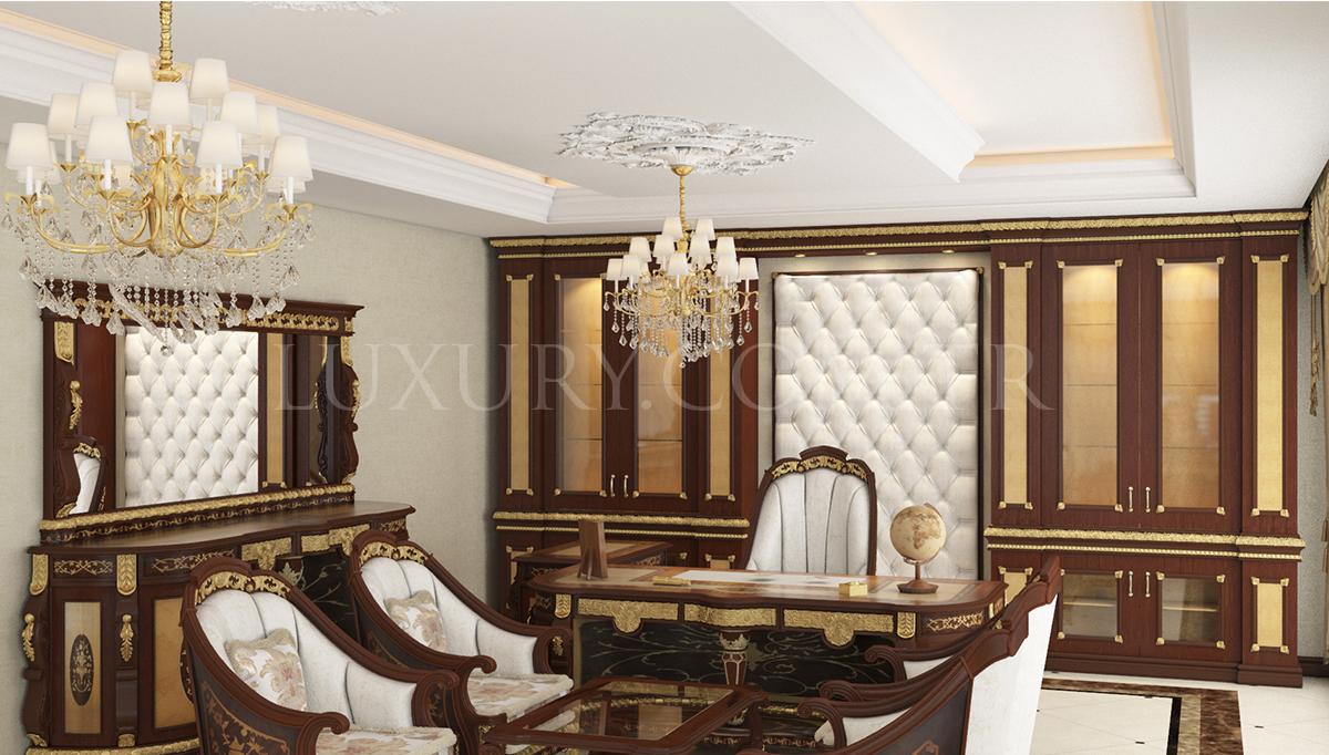 Bartüs Klasik Bronz Makam Odası