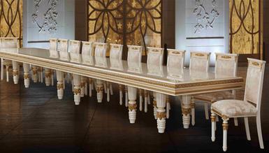Baybars Toplantı Masası - Thumbnail