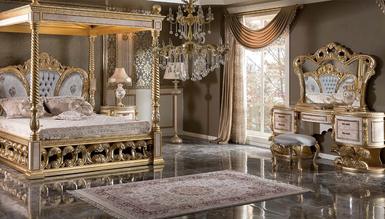 Bedesten Cibinlikli Klasik Yatak Odası - Thumbnail