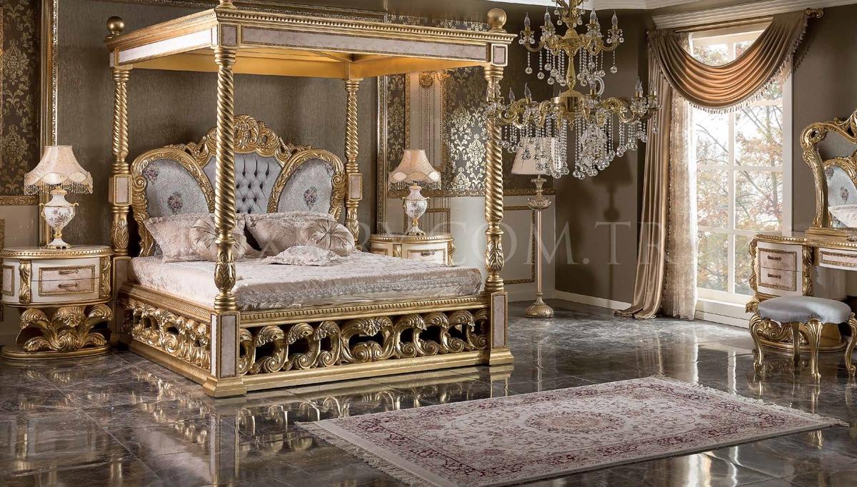 Bedesten Cibinlikli Klasik Yatak Odası