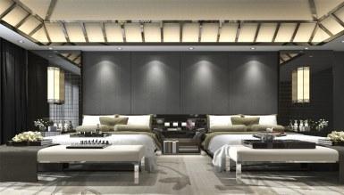 - Belek otel odası