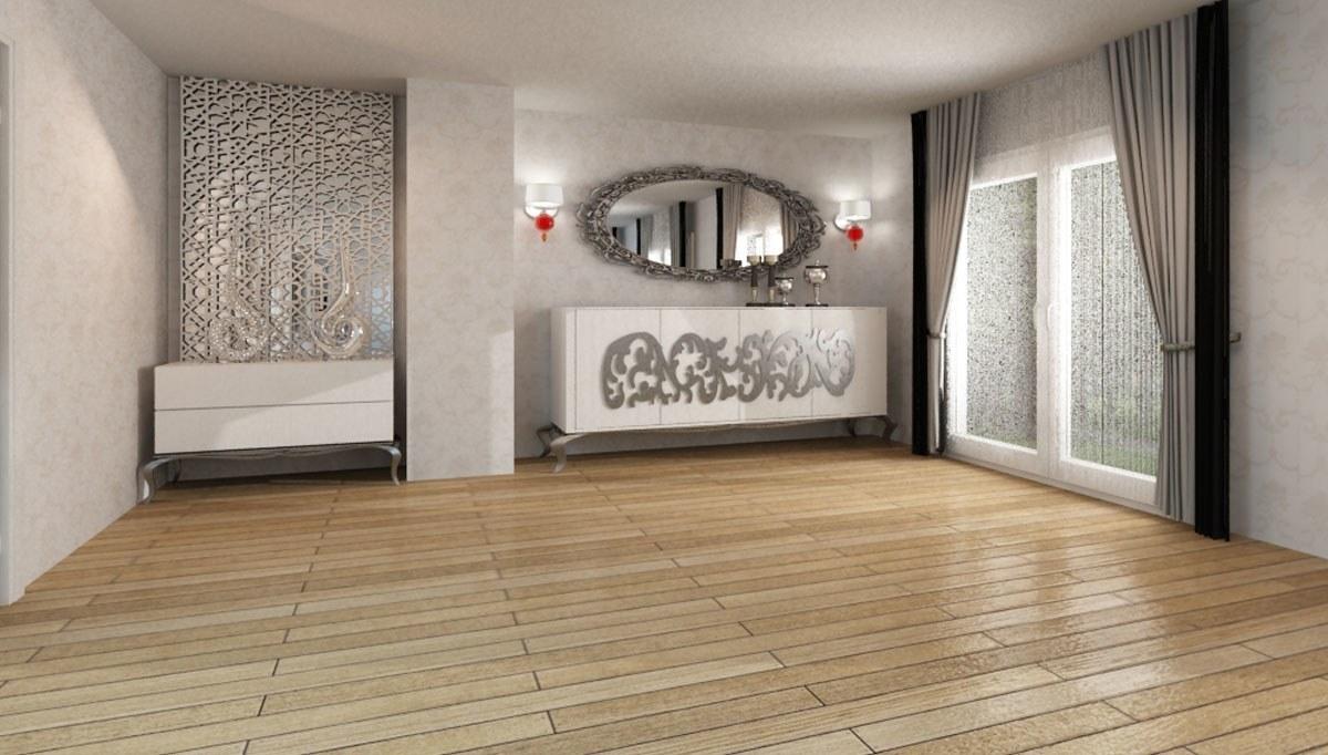 Bemya Salon Dekorasyonu