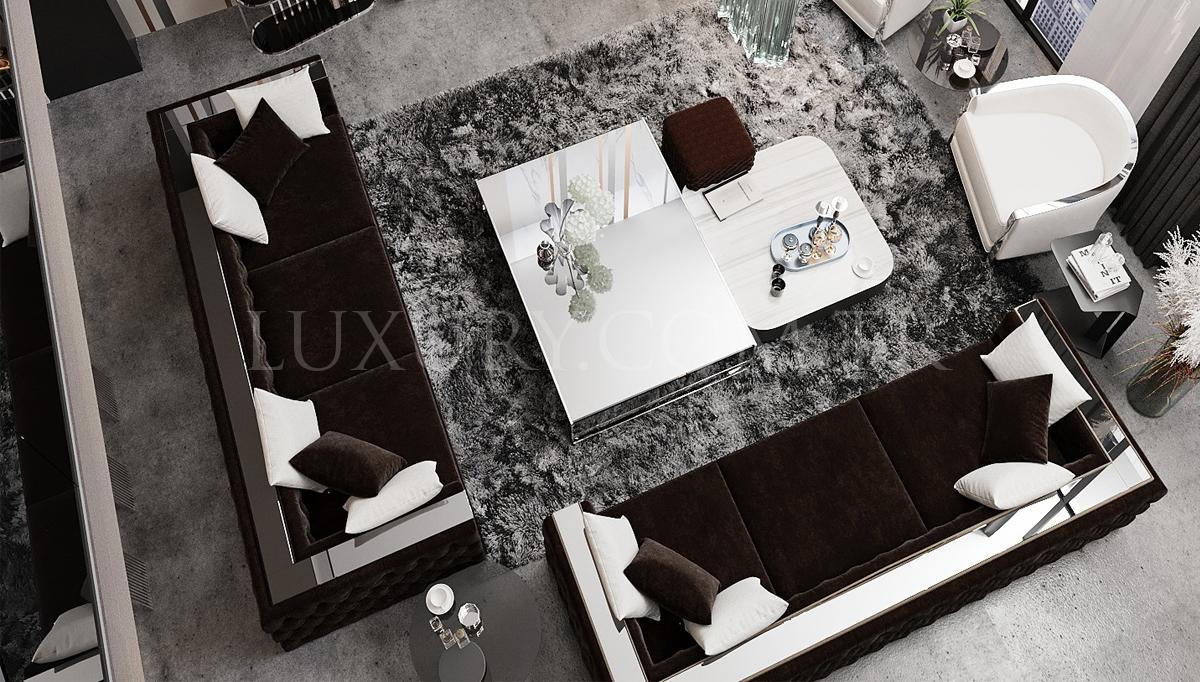 Berlin Luxury Koltuk Takımı