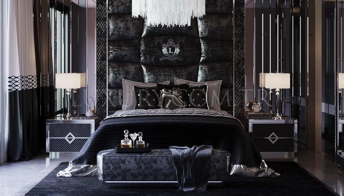 Berlin Luxury Yatak Odası