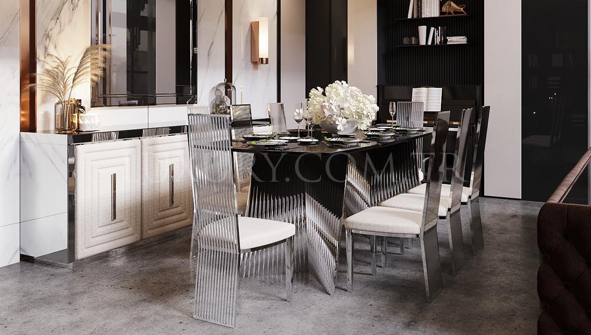 Berlin Luxury Yemek Odası