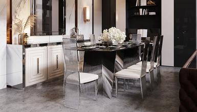 Berlin Luxury Yemek Odası - Thumbnail