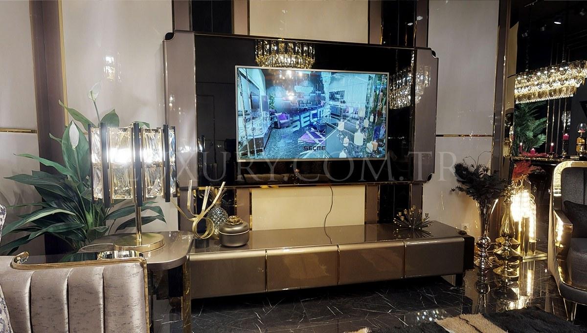 Bosphorus Luxury Metal Yemek Odası