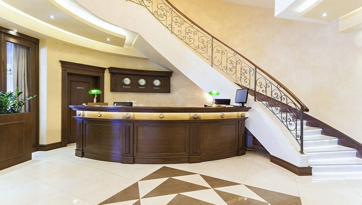 Bukle Merdiven Dekorasyonu