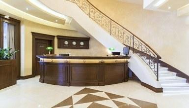 - Bukle Merdiven Dekorasyonu