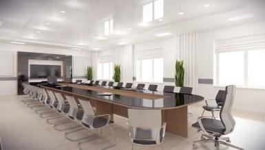- Bulgan Ofis Dekorasyonu