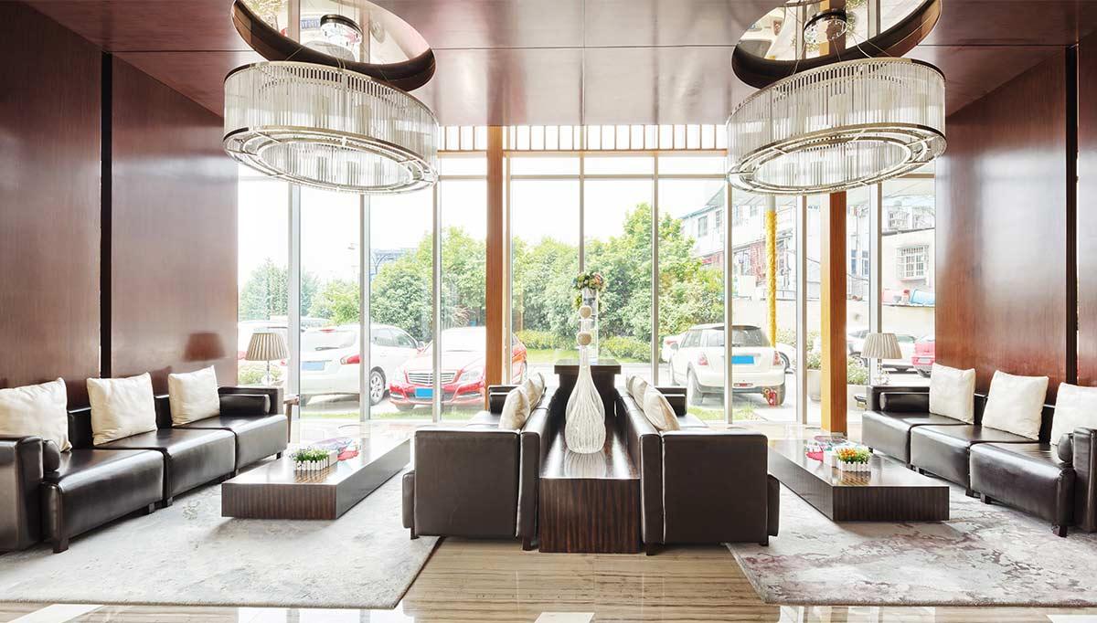 Cayer Salon Dekorasyonu