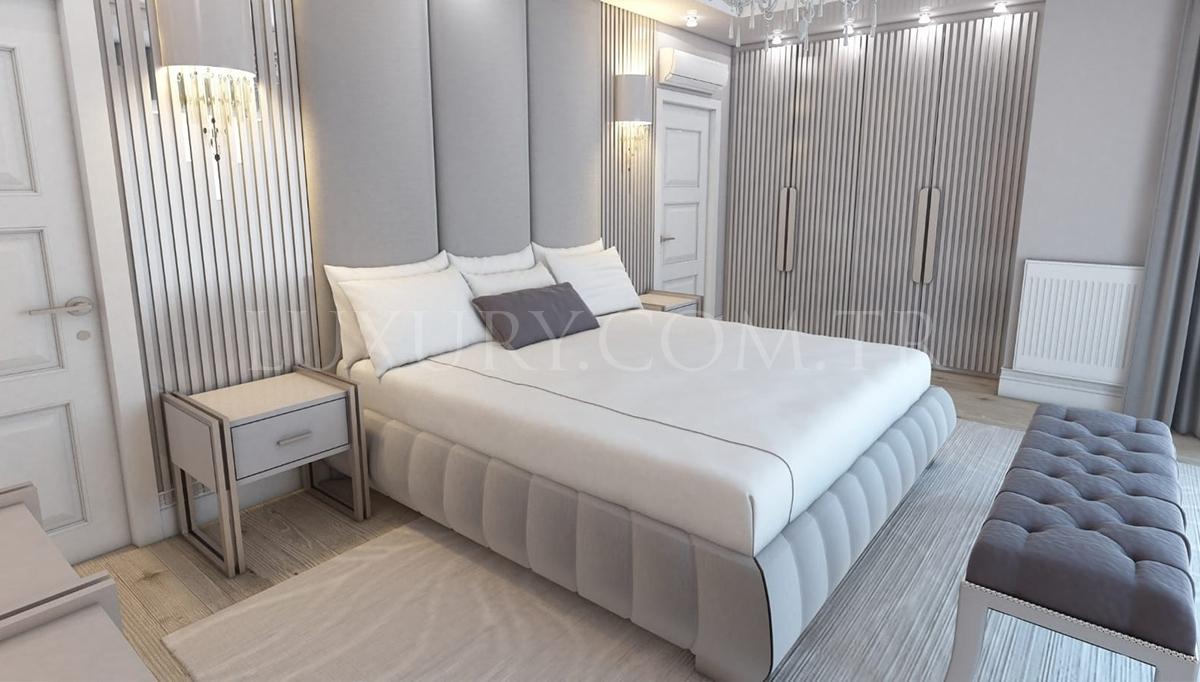 Cologne Lüks Yatak Odası Dekorasyonu