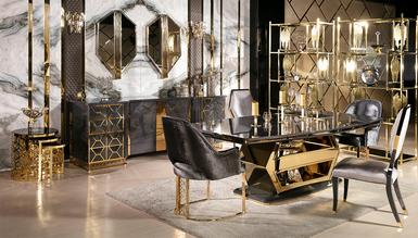 Cornelya Luxury Yemek Odası - Thumbnail