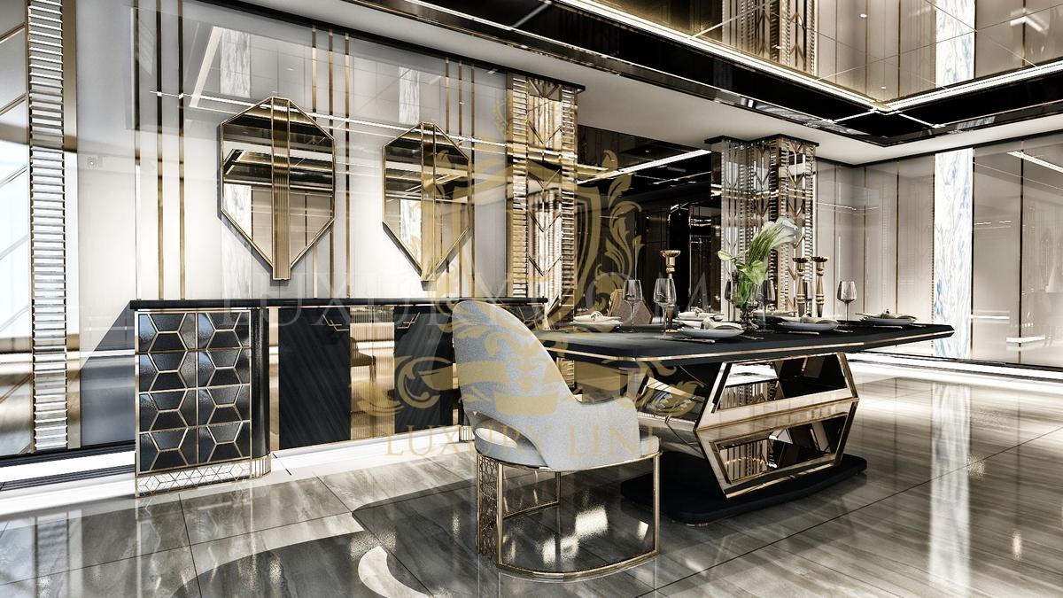 Cornelya Luxury Yemek Odası