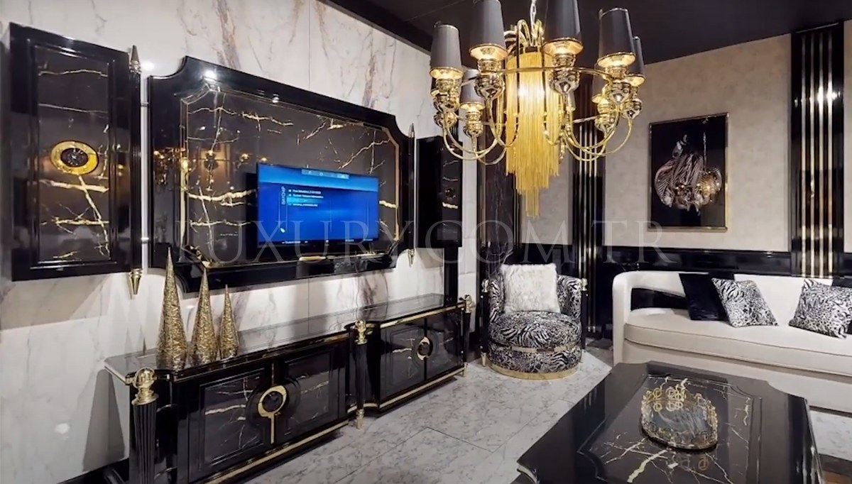 Dallas Luxury TV Ünitesi