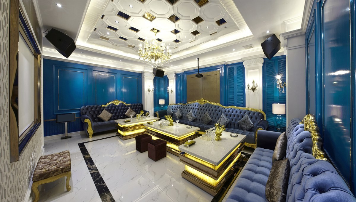 Diner Salon Dekorasyonu