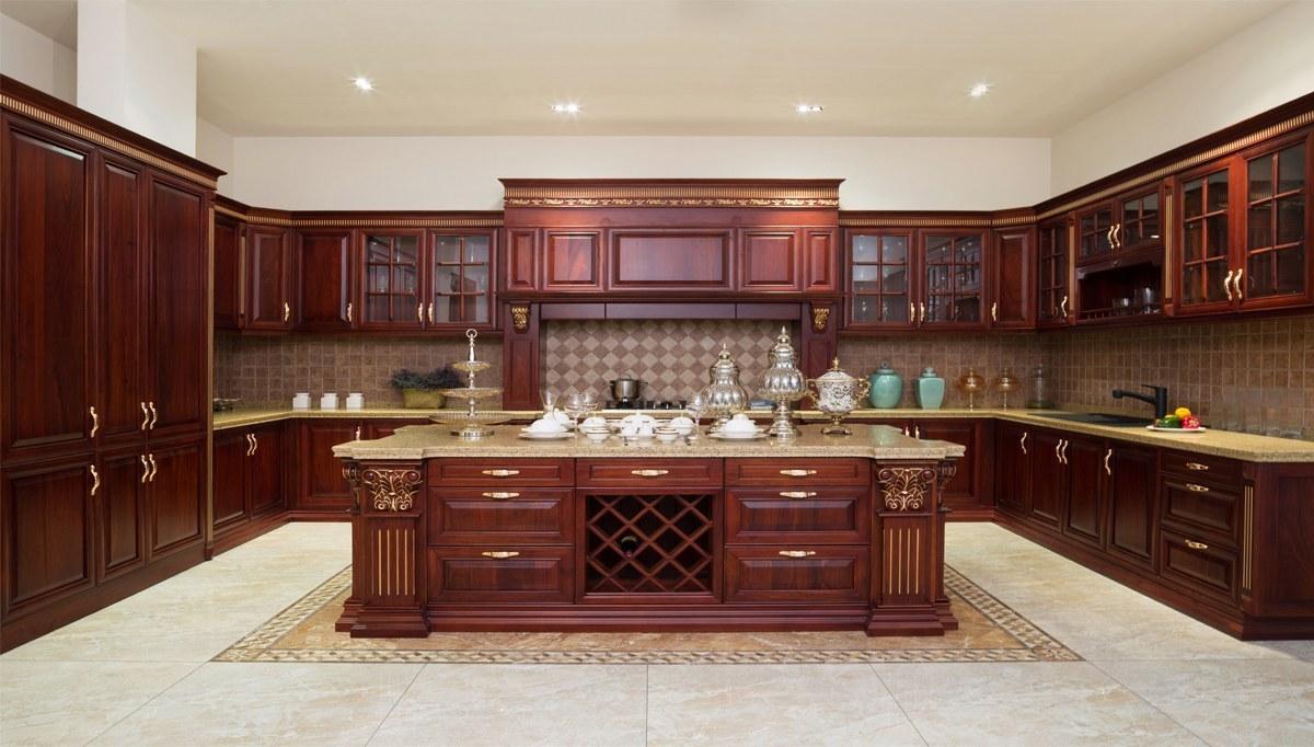 Dirim Mutfak Dekorasyonu