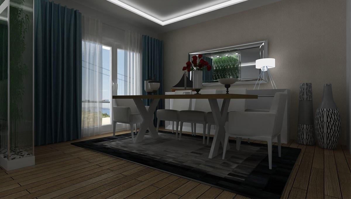 Dominga Salon Dekorasyonu