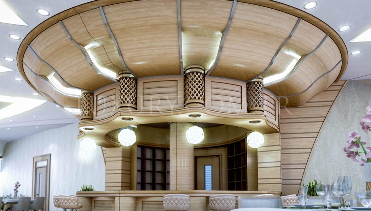 Drafes Düğün Salonu Dekorasyonu