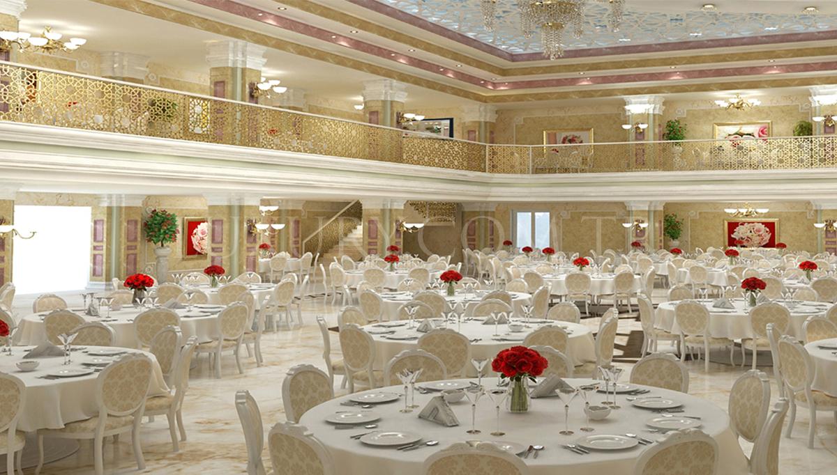 Drena Düğün Salonu Dekorasyonu