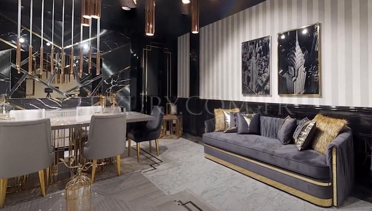 Edmonton Luxury Koltuk Takımı