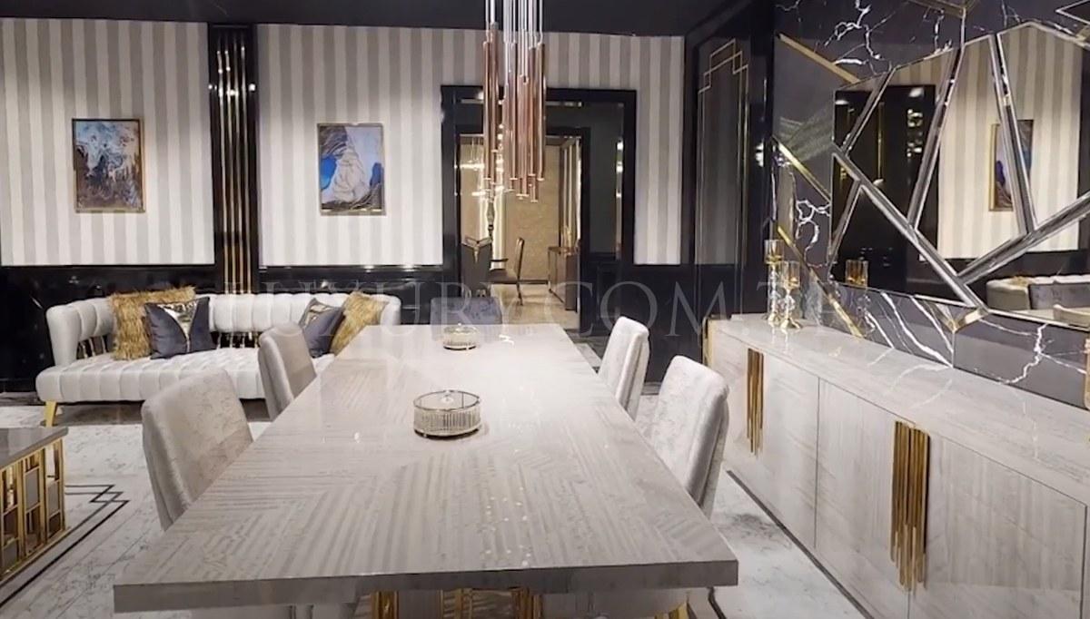 Edmonton Luxury Yemek Odası