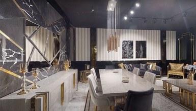 Edmonton Luxury Yemek Odası - Thumbnail