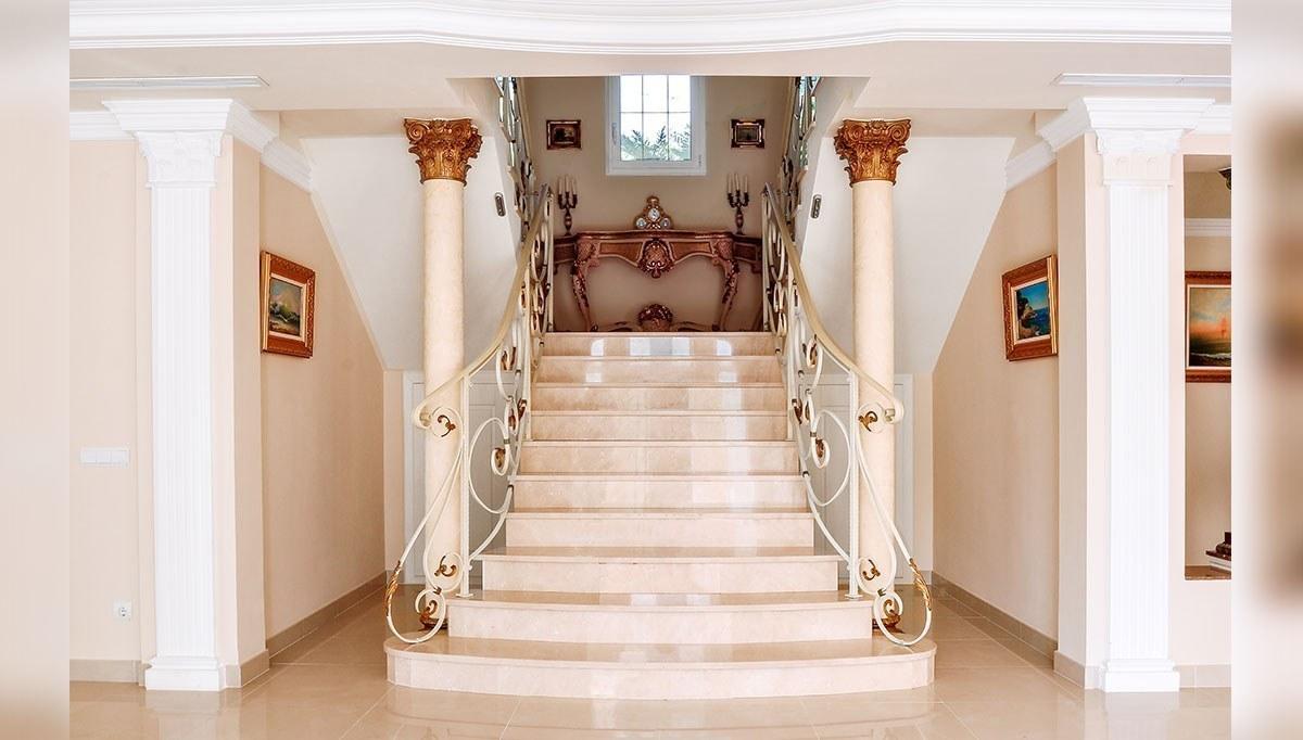Efes Merdiven Dekorasyonu