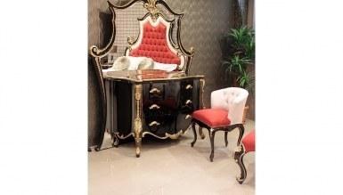 Ertuğrul Kırmızı Siyah Yatak Odası - Thumbnail