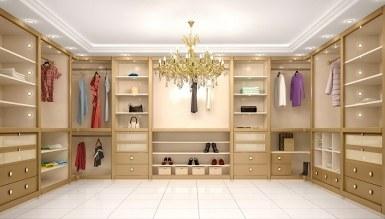 - Evreka Lüx Giyinme Odası