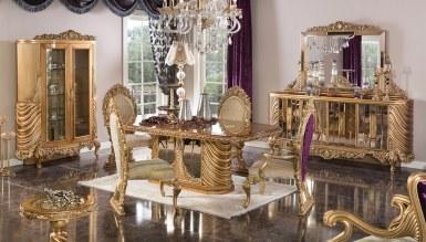878 - Faliva Klasik Yemek Odası