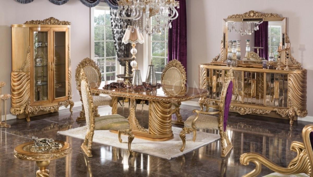 Faliva Klasik Yemek Odası