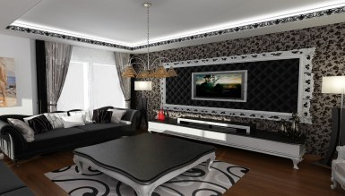 - Fandu Salon Dekorasyonu